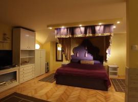 Apartment Abu Dhabi, hotel u gradu Šabac
