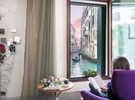 Casa Flavia ai Morosini - Luxury apartment with Canal View, villa in Venice