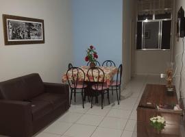 ICARAI III - Alvares de Azevedo, accessible hotel in Niterói