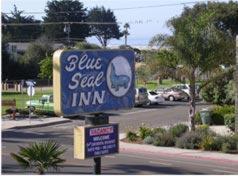 Blue Seal Inn, motel in Pismo Beach