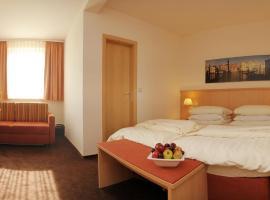 Gasthaus Lübsche Thorweide, Hotel in Wismar