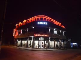 Hotel-Restaurant Dimax, hotel Joakim-Gruevóban