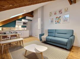 Appartements Design Hypercentre, four-star hotel in Toulouse