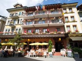 Hotel Toscana, hotel near Interlaken Ost Train Station, Interlaken