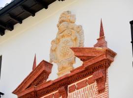 Mirador del Jazmín, hotel cerca de Catedral de Granada, Granada