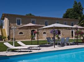 Hôtel La Tour Perrier, hotel Eyrans-de Soudiac városában