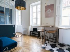 Doyenné, budget hotel in Lyon