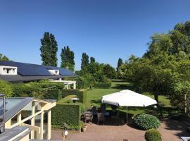Borneman Buitenhof - Privé Appartement, self catering accommodation in Houten