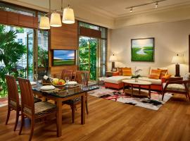Treetops Executive Residences (SG Clean), hotel with jacuzzis in Singapore