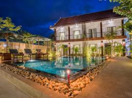 Dora Angkor Residence, hotel in Siem Reap