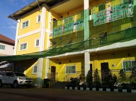 Apartment Thidathip, apartment in Vientiane