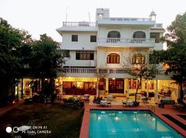 Hotel Meghniwas, отель в Джайпуре