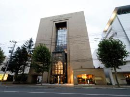 Hotel Annex, hotel in zona Sapporo Mitsukoshi, Sapporo