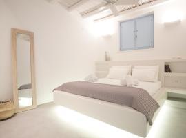 Pyrthea Houses, accommodation in Koufonisia