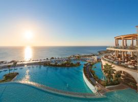 Atrium Prestige Thalasso Spa Resort & Villas, boutique hotel in Lachania
