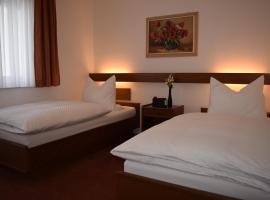 Hotel Regina, hotel near University of Mannheim, Ludwigshafen am Rhein