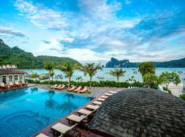 Phi Phi Harbour View Hotel, hotel in Phi Phi Islands