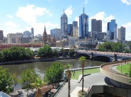 PrivateStudio in Quay West Building, hotel near Eureka Tower, Melbourne