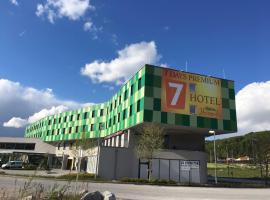 7 Days Premium Hotel Salzburg-Urstein, hotel in Puch bei Hallein