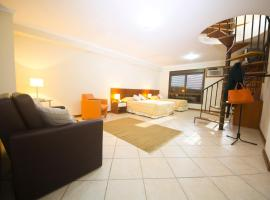 Metropolis Apart Hotel, serviced apartment in Porto Alegre