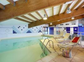 Spa Suite Home Briancon Serre Chevalier, hôtel à Briançon
