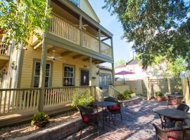 Agustin Inn - Saint Augustine - Adults Only, boutique hotel in St. Augustine