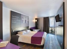 Spa Suite Home Briancon Serre Chevalier, Hotel in Briançon