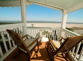 DeSoto Beach Terraces, vacation rental in Tybee Island