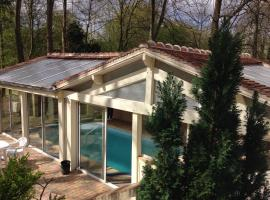 Rose Garden Studio, hotel in Giverny
