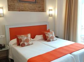 Hotel y Apartamentos Doña Lola, hotel en Sevilla