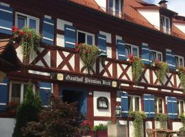Hotel-Gasthof Bub, homestay in Zirndorf