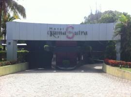 Motel KamaSutra, hotel near Barradão, Salvador