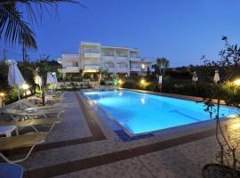 Merabello Apartments, serviced apartment in Agia Marina Nea Kydonias