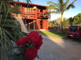 Pousada Recanto do Neca, self catering accommodation in Florianópolis