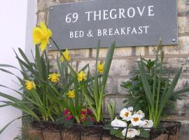 69TheGrove, bed and breakfast en Londres