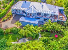 CLOUD 9 - Cliff Top Eagle Heights, hotel in Tamborine Mountain