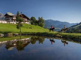 Seiterhof, hotel in Schladming