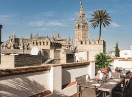 Puerta del Principe, hotel cerca de Universidad de Sevilla, Sevilla