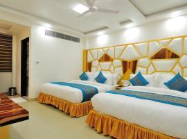 The Gold Inn Paharganj, hotel near Jantar Mantar, New Delhi
