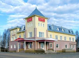 Гостиница Варницы, отель в Тотьме