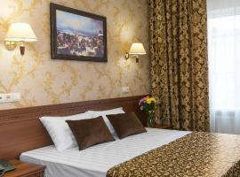 Suvorov Hotel, hotel in Krasnodar