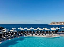 Myconian Imperial - Leading Hotels of the World, resort in Elia Beach
