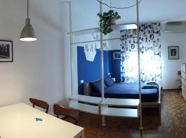 Up to four, holiday home in Milan