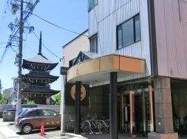 Hotel Hana, hotel in Takayama