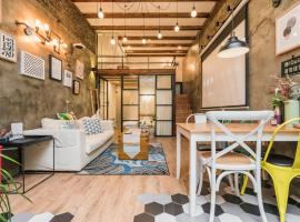 Cozy apartment best location 1218, B&B in Shanghai