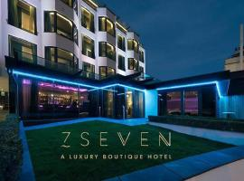 Seven Hotel, hotel near Southend Magistrate Court, Southend-on-Sea