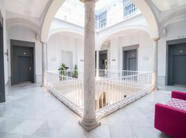 Petit Palace Santa Cruz, hotel en Sevilla