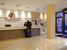 DoubleTree by Hilton Girona, hotel in Girona