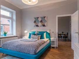 Greystone Suites & Apartments, puhkemajutus Riias