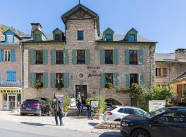 Auberge du Moulin, hôtel à Sainte-Énimie